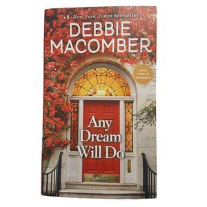 Other - Any Dream Will Do by Debbie Macomber book PB 2017